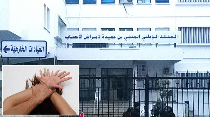 اغتصب مريضات وتحرّش بهن: ايقاف ممرض بمستشفى الأعصاب بالرابطة