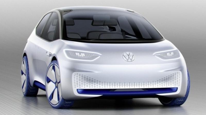 سيارة فولكسفاغن تودّع محركات الإحتراق في 2026