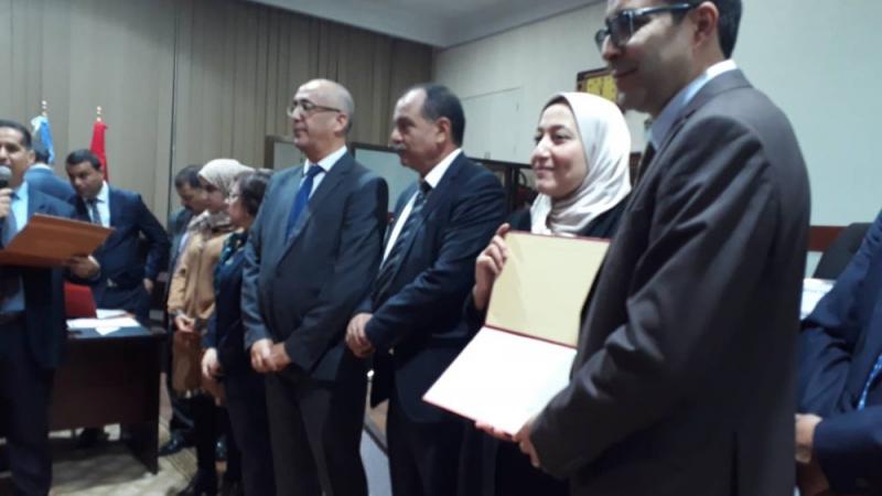 وزيرة التشغيل تسلّم شباب مدنين 35 موافقة على مشاريع