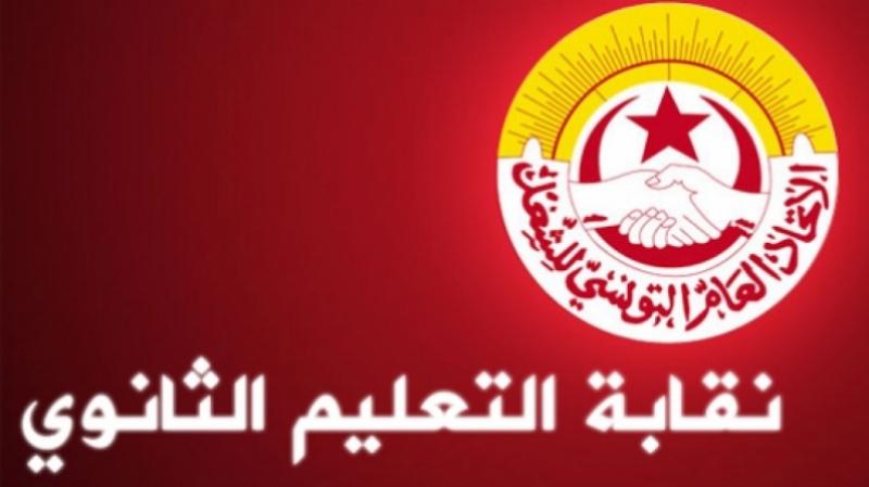 جامعة التعليم الثانوي: متمسكون بمطالب القطاع ومستعدون لكل تحرّك