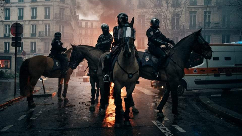 احتجاجات السترات الصفراء: ارتفاع عدد الموقوفين إلى 1726