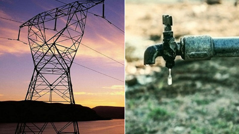 أحياء القصرين بلا ماء ولا كهرباء