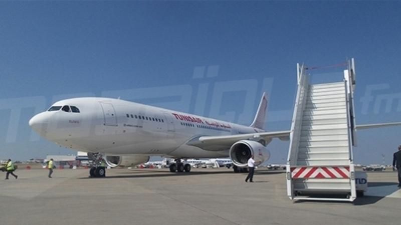 إرتفاع في نمو حركة مسافري الخطوط التونسية