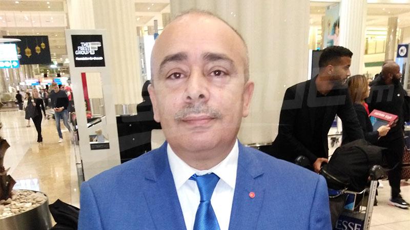 قنصل تونس في الإمارات: مشاركة الترجي في المونديال ستخدم صورة بلادنا