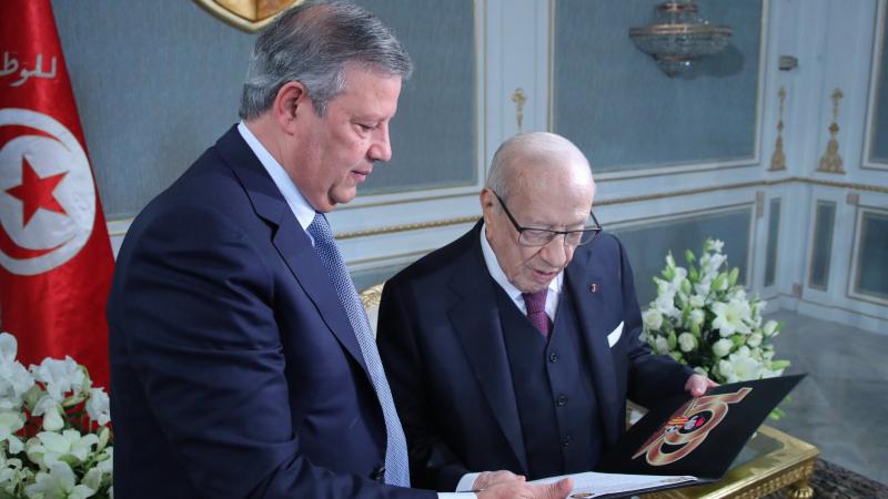 حمدي المدّب يوجه الدعوة لرئيس الدولة للإشراف على مئويّة الترجي