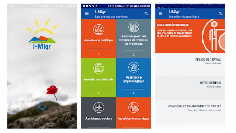 إطلاق أول تطبيقة الكترونية بتونس حول خدمات المهاجرين