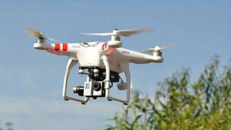 حجز ''drone'' لسائحين في المنستير
