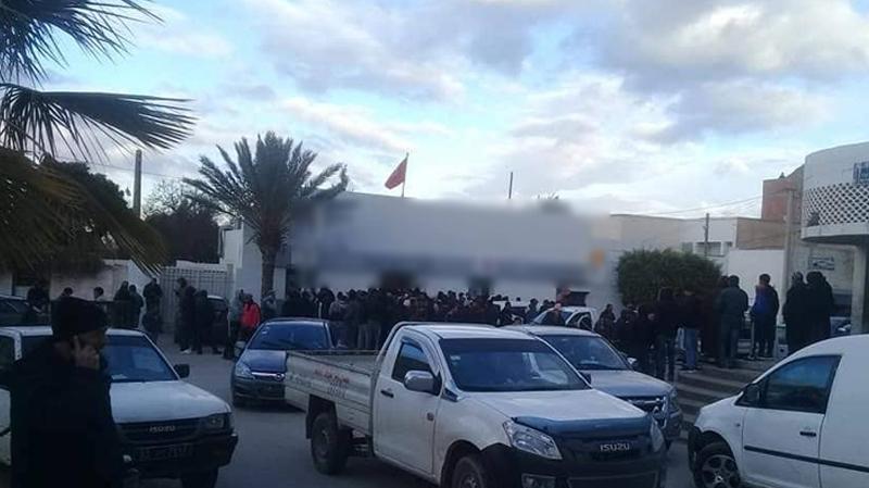 العثور على السيارة التي إستعملها الارهابيين في هجوم سبيبة
