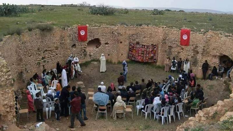 سيدي بوزيد: تلاميذ يحوّلون فسقية أثرية مهملة إلى فضاء ثقافي