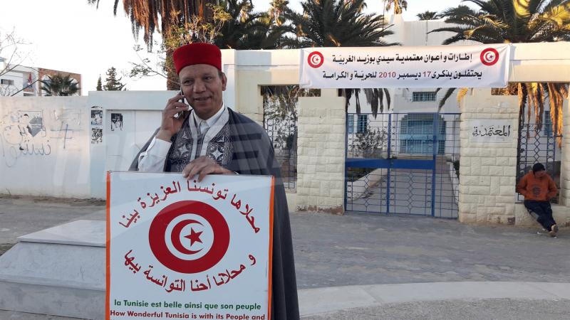 سيدي بوزيد تستقبل الوفود واستعدادات أمنية مكثفة