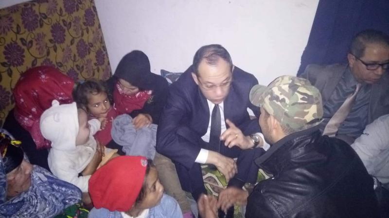 وزير الداخلية: سيتم تأمين محيط عائلة الشهيد الغزلاني