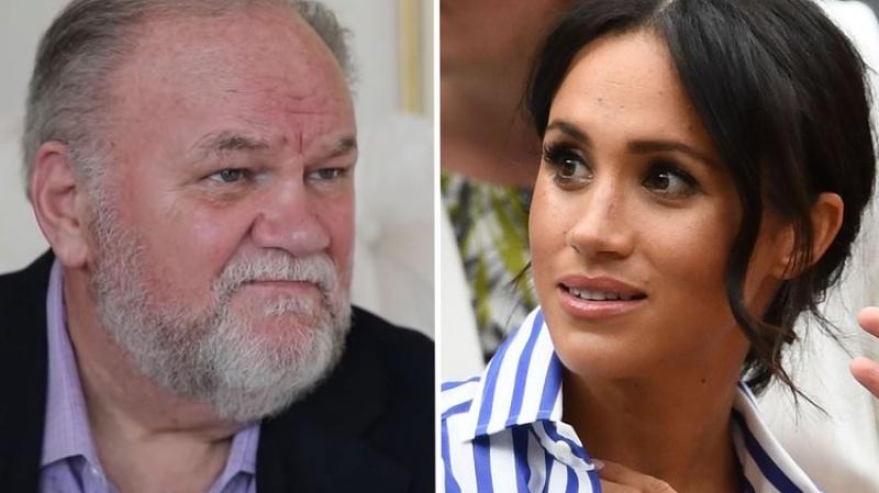 والد ميغان ماركل يطلب تدخل ملكة بريطانيا لمساعدته على التواصل مع ابنته