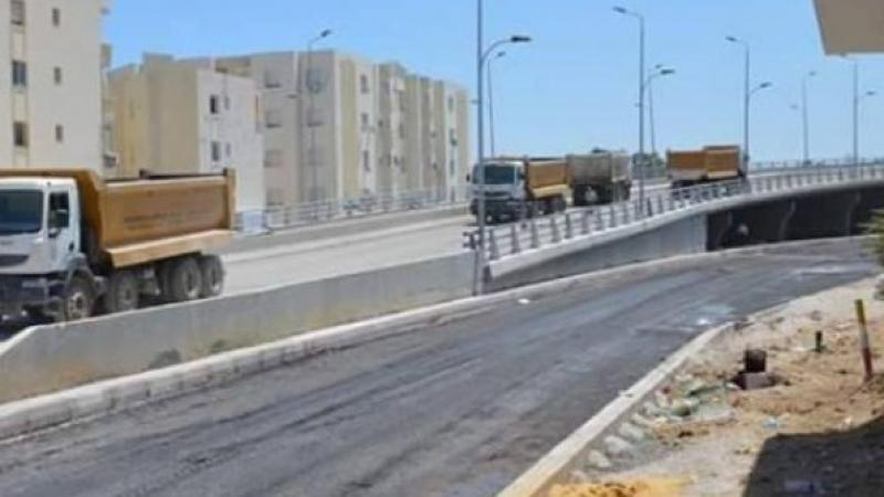 بلاغ تحذيري لمستعملي طريق بورقيبة في حلق الوادي