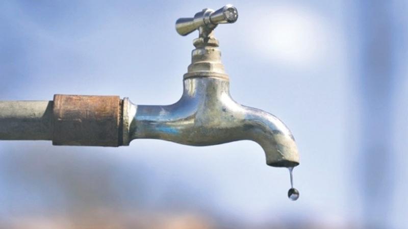 أريانة: منازه دون ماء