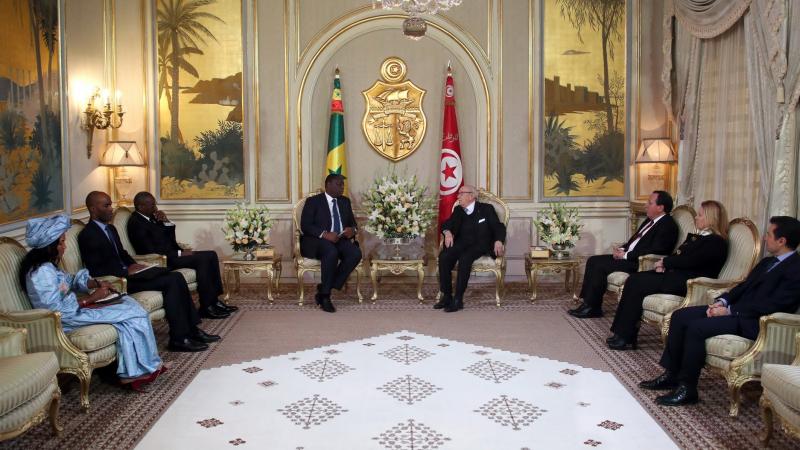 إتفاقيات ومذكرات تفاهم بين تونس والسنغال