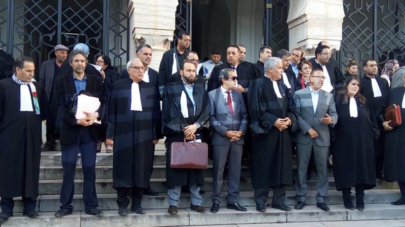 مجددا: المحامون في يوم غضب وإضراب حضوري