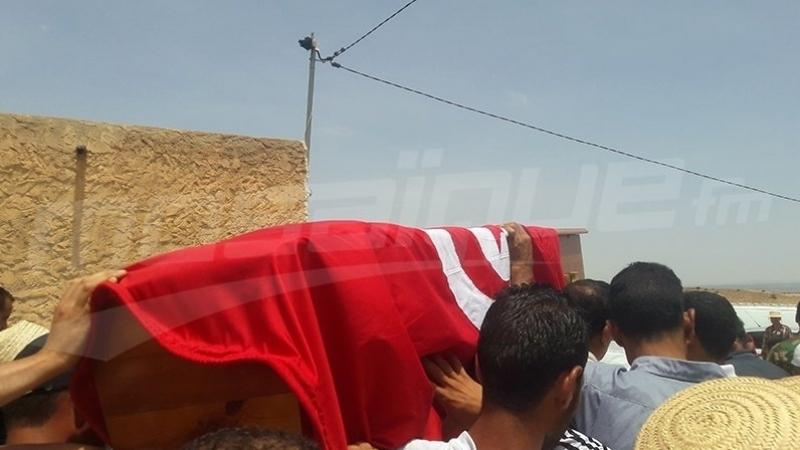 بعد دفنها بـ3 أشهر:استخراج رفات راعي شهيد في القصرين