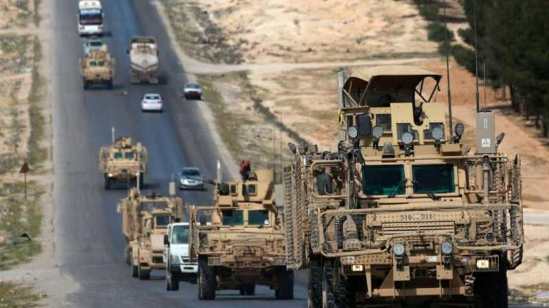 ترامب يعلن سحب القوات الأمريكية من سوريا