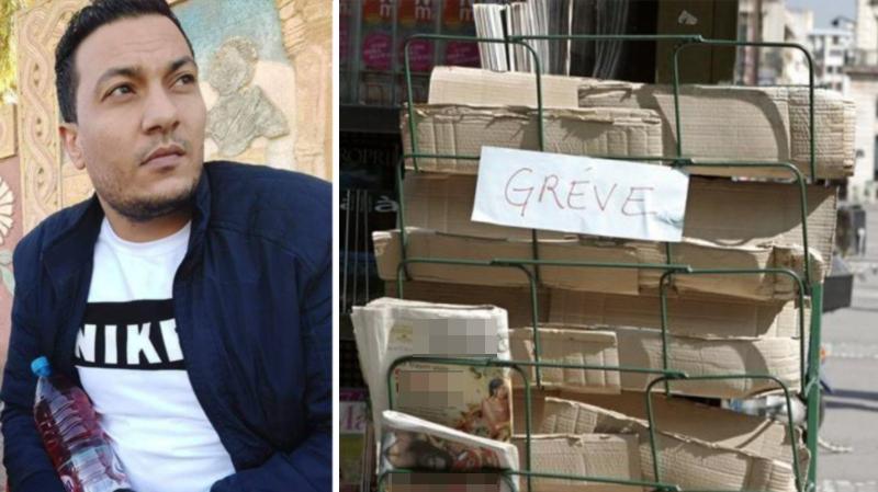 البغوري: إمكانية إقرار الإضراب العام في الصحافة يوم 14 جانفي