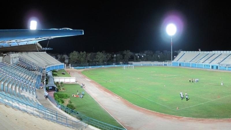 ملعب مصطفى بن جنات يحتضن مباراة الترجي واف سي بلاتينيوم