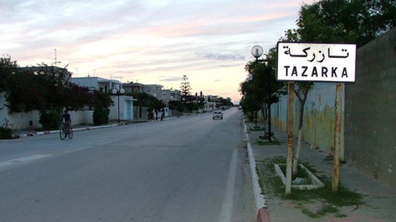 رئيس بلدية تازركة
