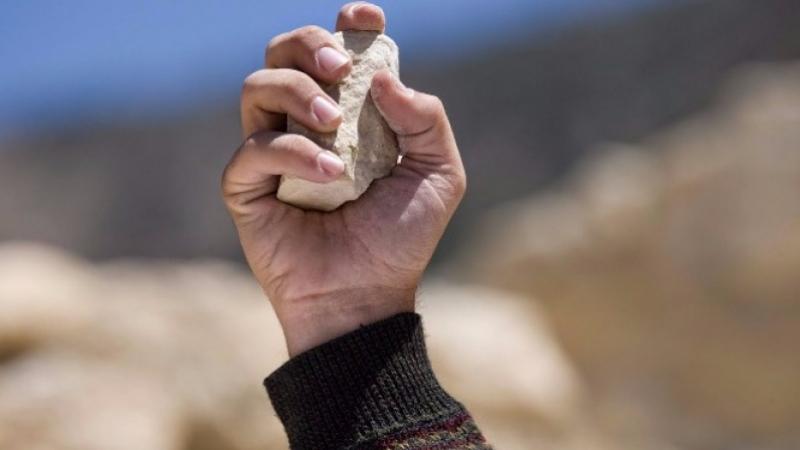 الحجارة