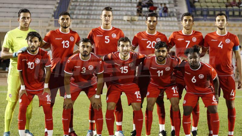 تشكيلة المنتخب الأولمبي ضدّ عمان