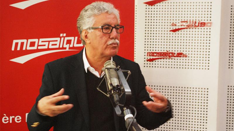 حمه الهمامي: ''الجبهة منخرطة كليا في الإضراب العام''