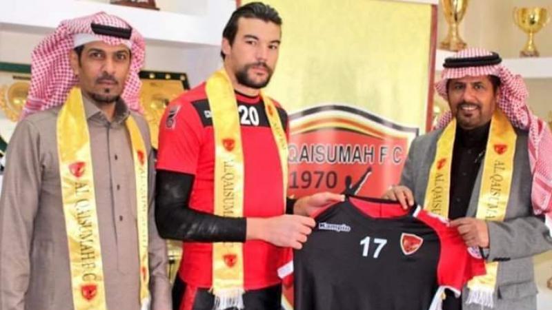 حارس إتحاد تطاوين ينضم إلى نادي قيصومة السعودي