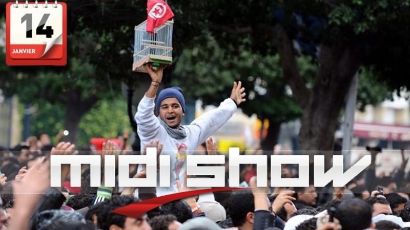 الذكرى الثامنة للثورة..المكاسب والانتظارات تحت مجهر ميدي شو