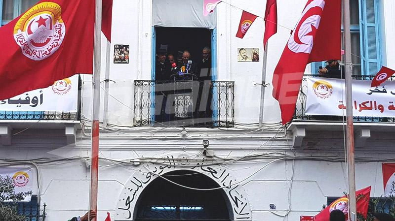 الطبوبي:''المد الثوري سيتواصل الى حين تحقيق أهداف الثورة''