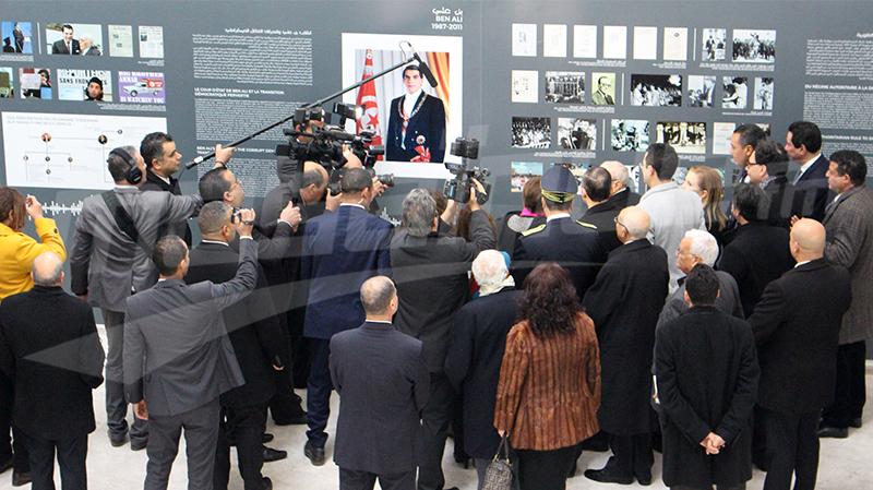 ''أربعطاش غير درج'' معرض يؤرخ لمراحل ثورة تونس