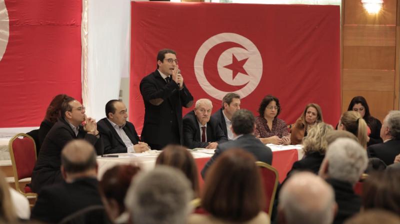 الإعلان عن الحزب الجديد يوم 27 جانفي