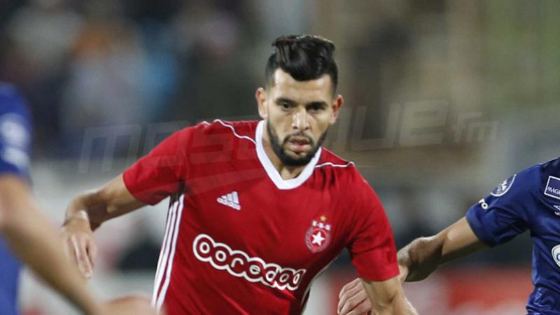 رسمي: أمين بن عمر يمدّد عقده مع النجم