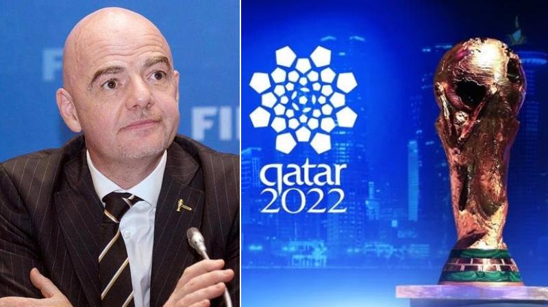 إنفانتينو: قطر غير قادرة على تنظيم مونديال 2022 بمفردها