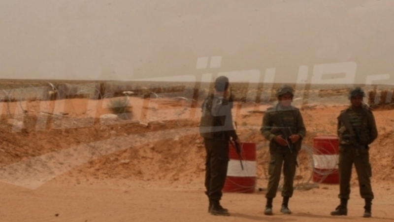 تطاوين: إيقاف 10 أجانب في المنطقة العازلة