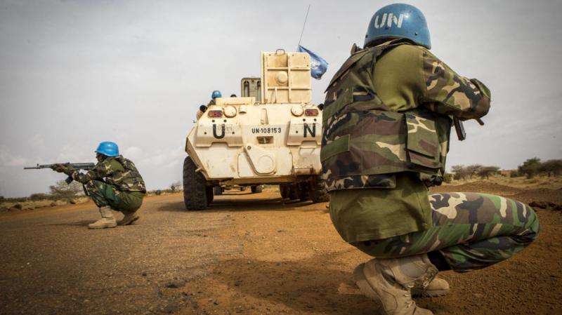 الأمم المتحدة تعلن مقتل عشرة من جنودها في هجوم على قاعدتها في مالي