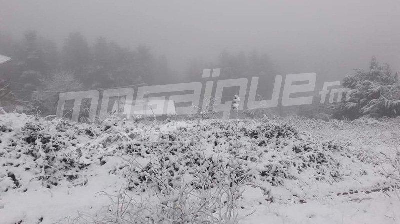 مؤشرات قوية على تساقط الثلوج