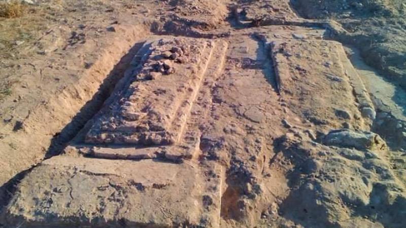 إكتشاف مقبرة فاطمية تعود إلى القرن الـ 4 هجري في المهدية