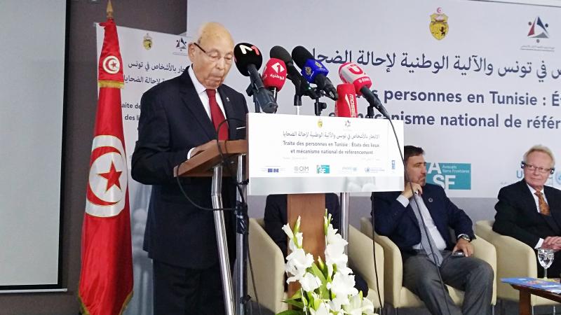 الشابي:تونس ألغتالرق والعبودية وسبقت أعتى ديمقراطيات العالم
