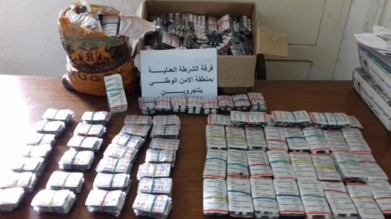 الكاف: 65 ألف دينار من الأدوية داخل سيارة جزائري