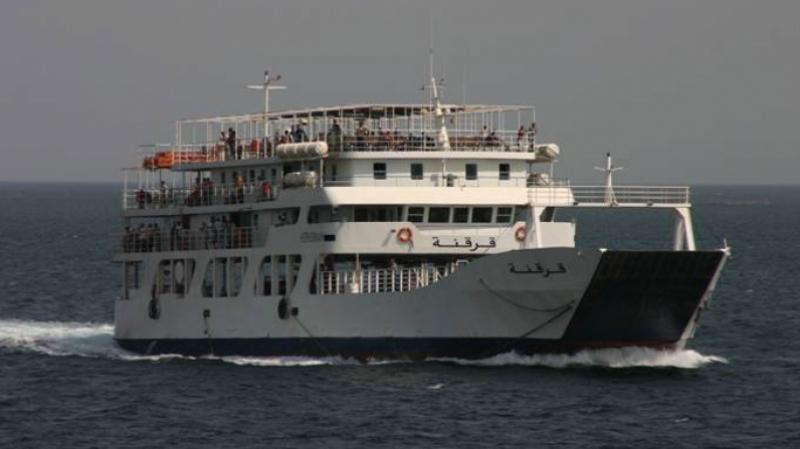 إلغاء السفرة البحرية بين صفاقس وقرقنة الليلة