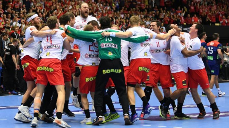 مونديال كرة اليد: المنتخب الدنماركي بطل العالم للمرة الأولى في تاريخه