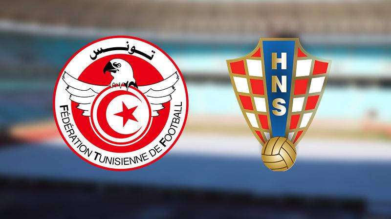 تونس وكرواتيا بث مباشر