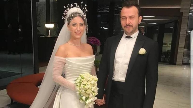 656963ef8aac9 مشاهير تركيا في حفل زفاف هازال كايا
