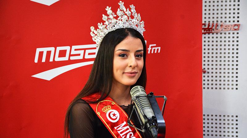 ملكة جمال تونس 2019 : 'تتويجي كان متوقّعا..'