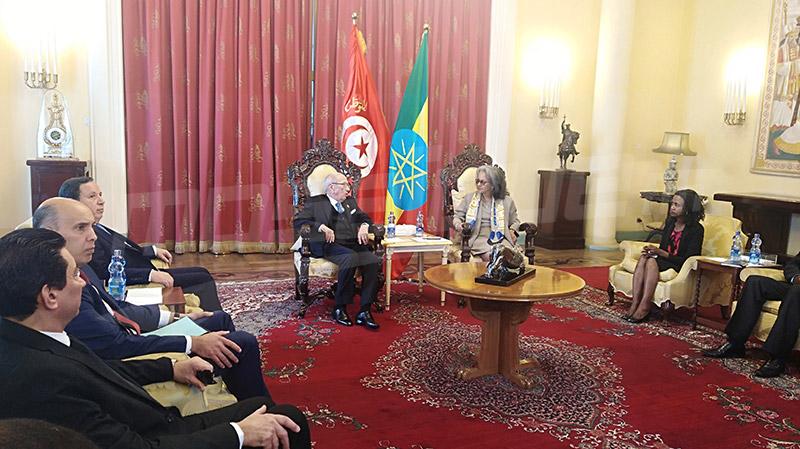 رئيسة إثيوبيا: الرئاسة يجب أن تكون هدف التونسيات