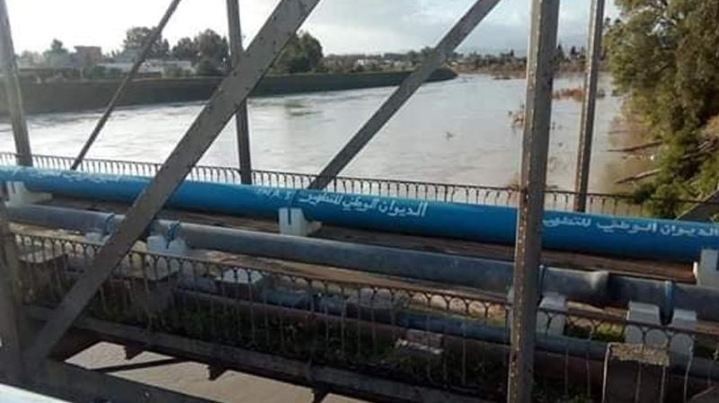 إنتحار شاب عبر إلقاء نفسه من أعلى جسر مجردة ببوسالم