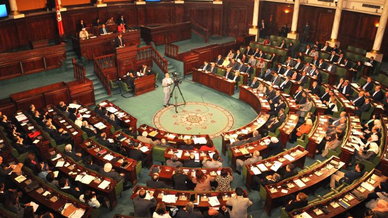 جلسة بالبرلمان لإستكمال انتخاب أعضاء المحكمة الدستورية