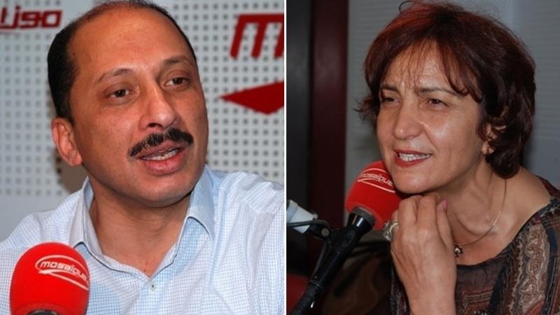 سامية عبو: لسنا حزب العائلة ولا دخل لي بترشّح محمد عبو للرئاسية